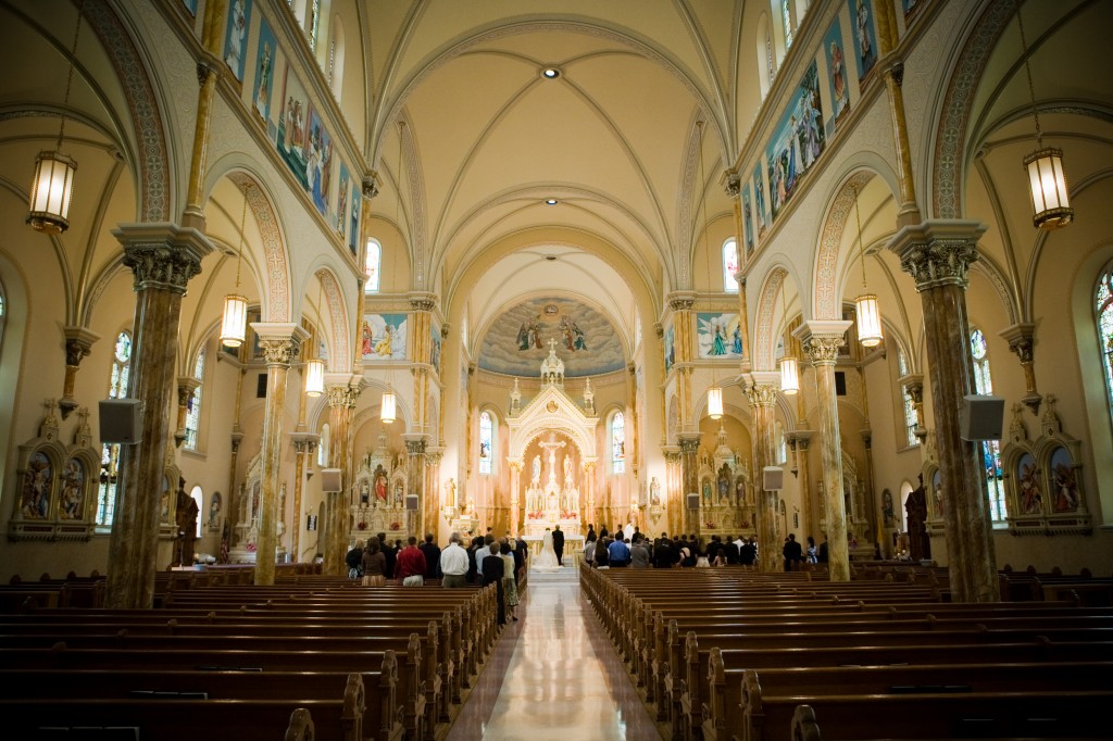 St. Anthony of Padua interior