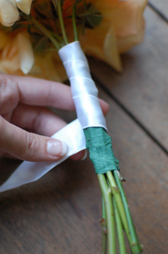 Wrapping stems