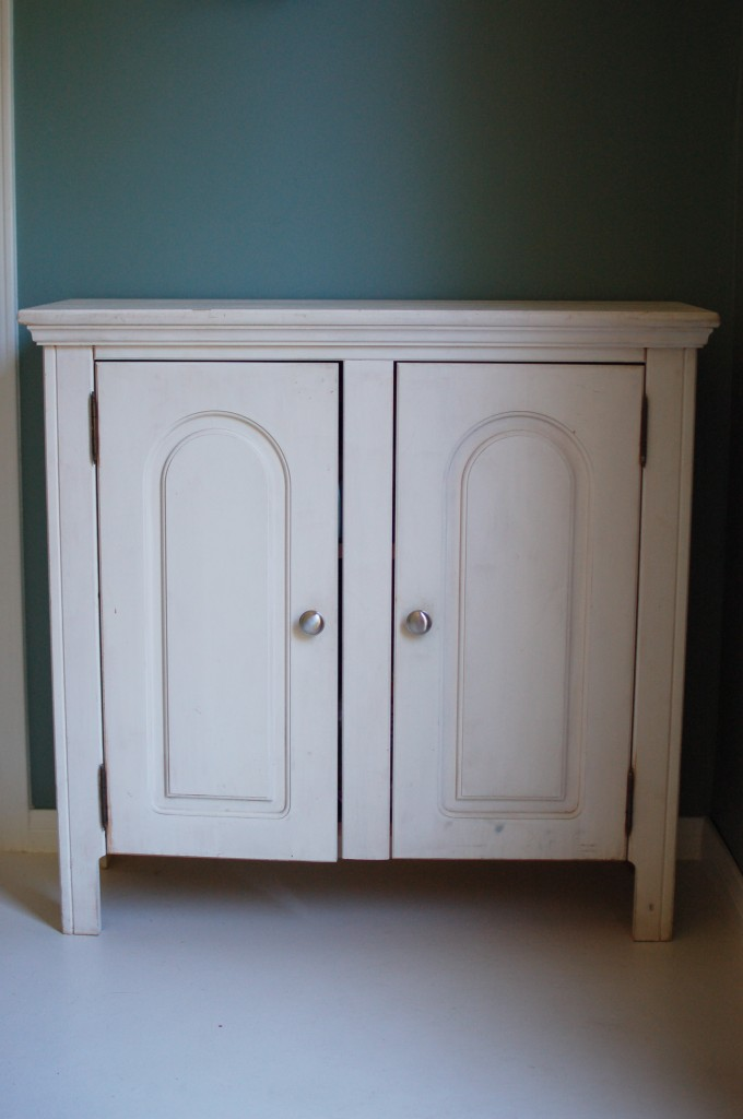 Cabinet, before