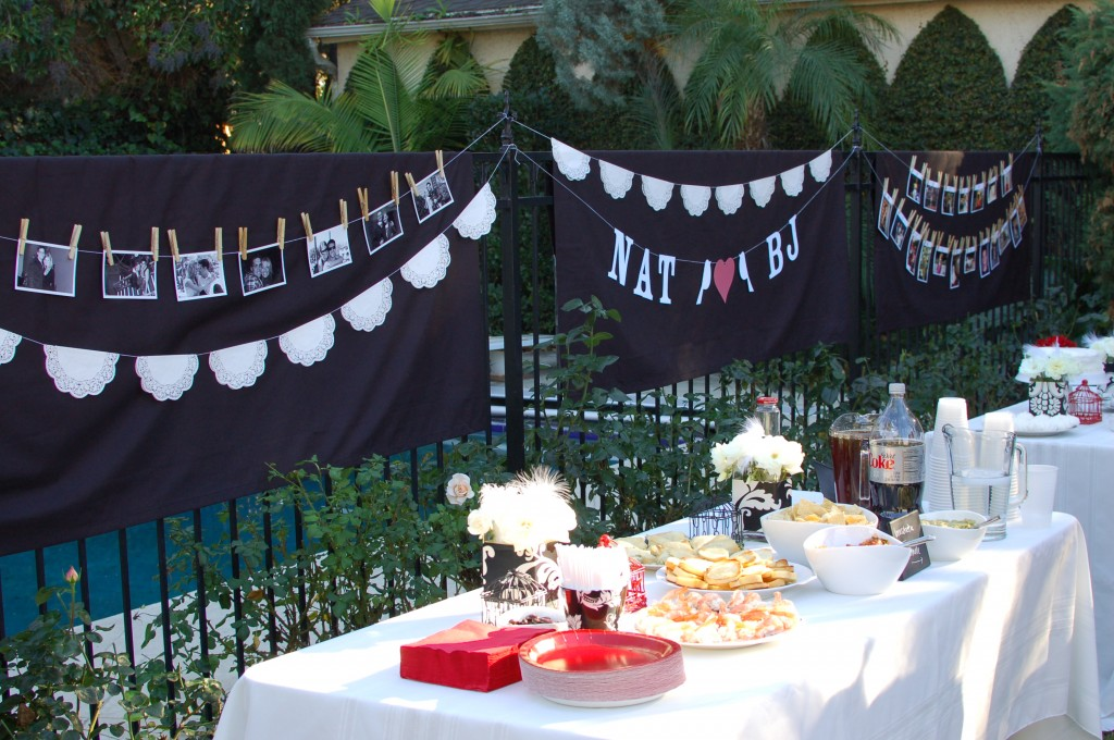 Outdoor Bridal Shower Ideas Part - 42: Outdoor Decorations For Wedding Shower : Latest Fashion Trends Bridal Shower  Decorations
