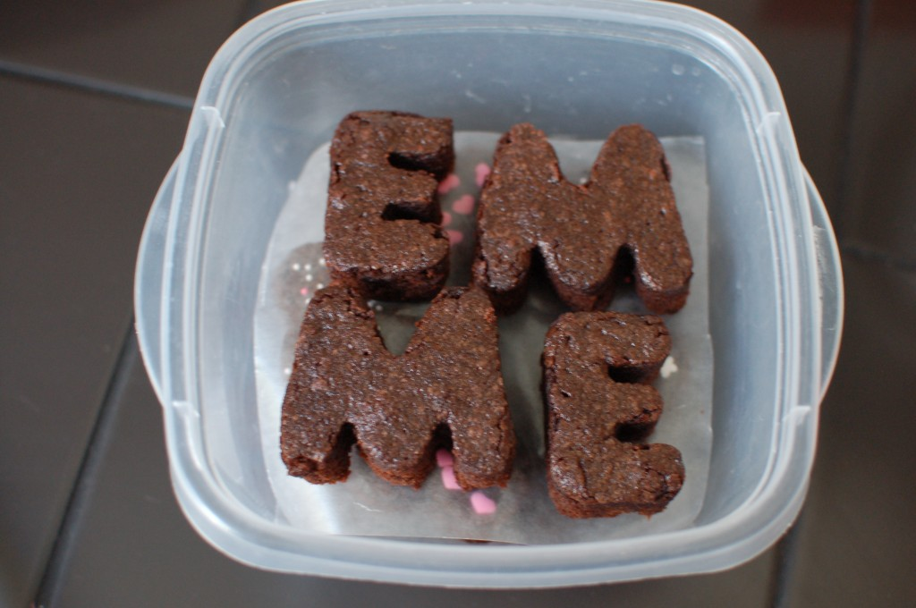 Emme brownies