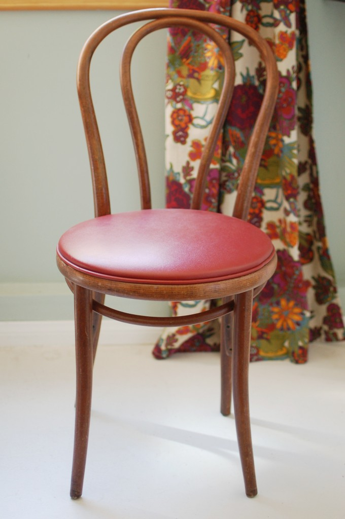 Thonet-Style Bentwood Chair