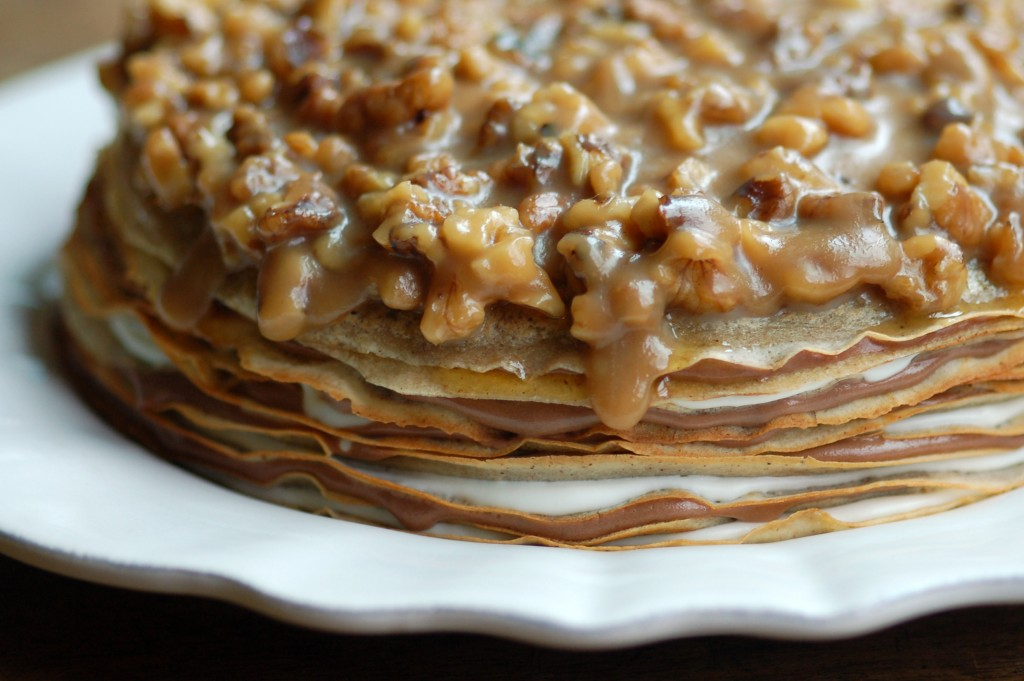 "Responses to ""Banana, Butterscotch and Nutella Crepe Cake"""
