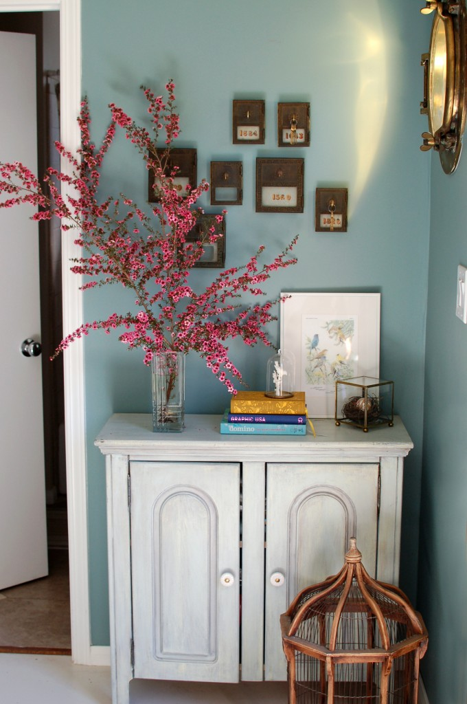 Spring entryway