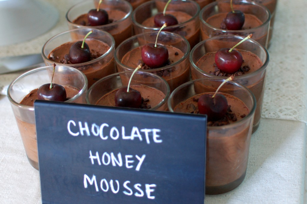 Chocolate Honey Mousse | seakettle