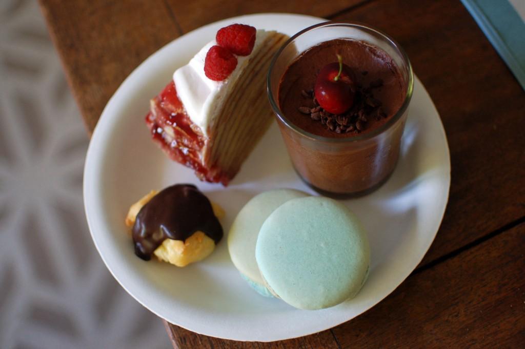 dessert plate | seakettle