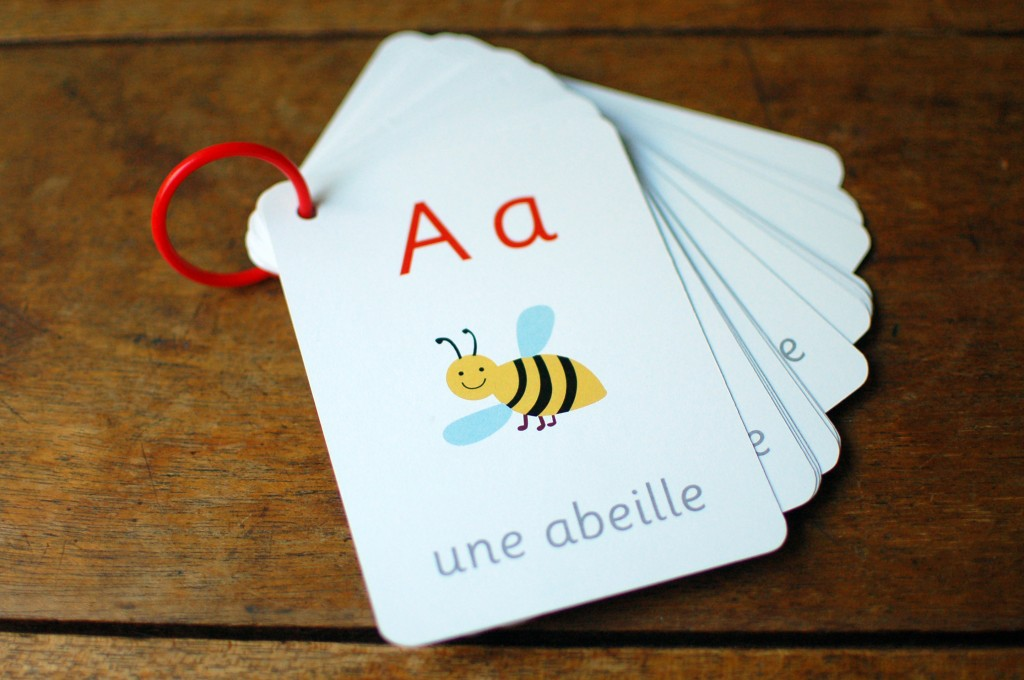 Alphabet card book | seakettle