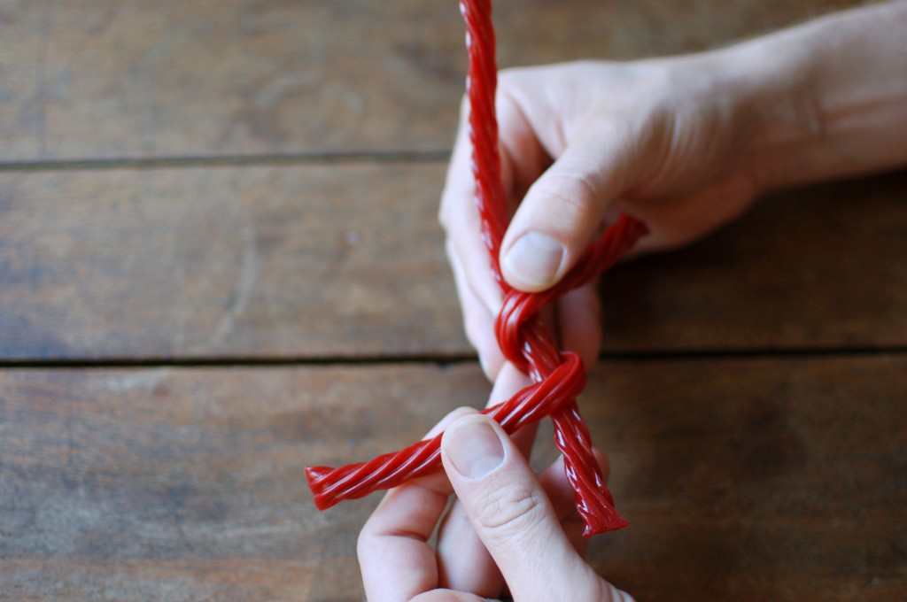 nautical twizzler knot