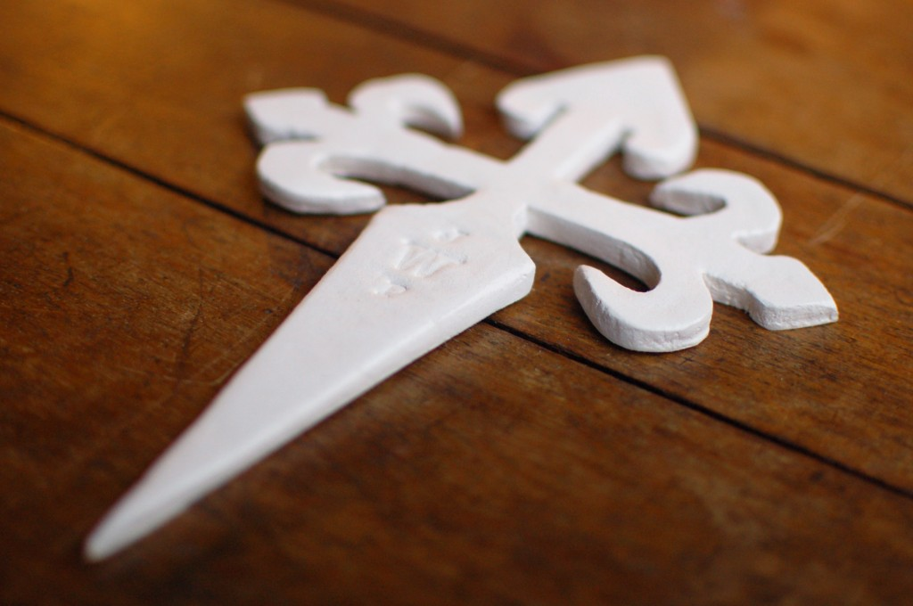 Clay Cross Baptism Gift