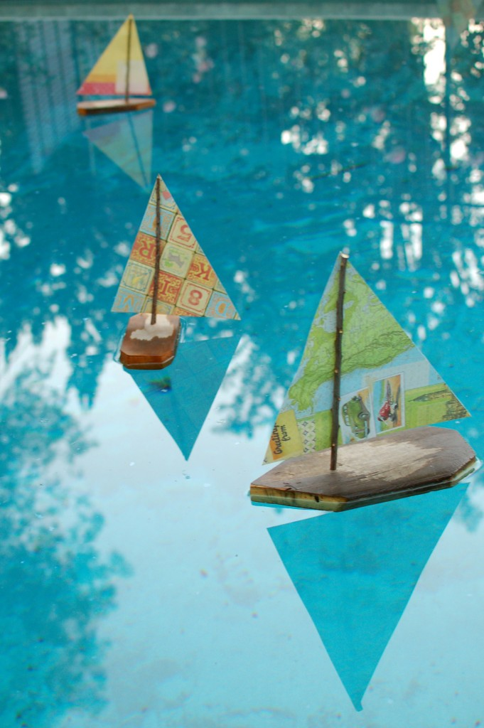DIY sailboats  |  seakettle.com